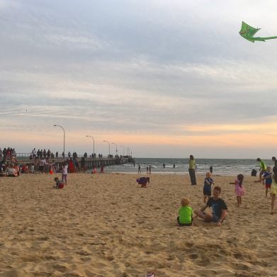 Australia Day, Altona Style - Melissa Longo