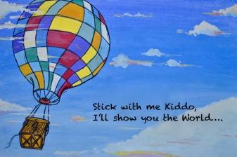 I'll show you the World - Melissa Longo